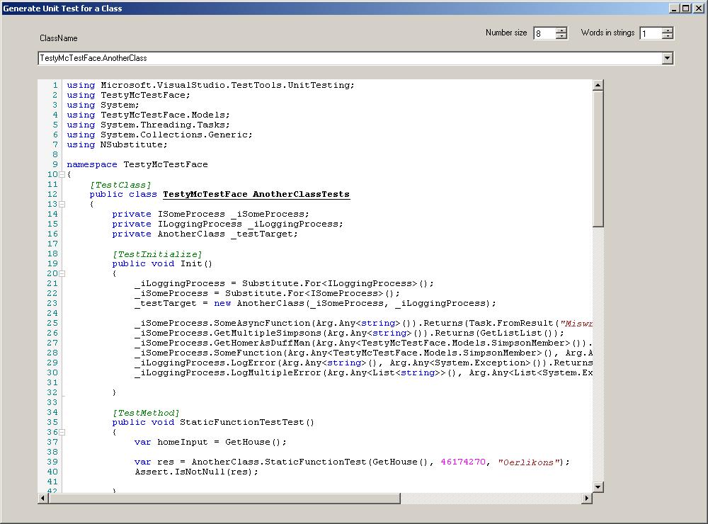 Gennymcgenface Visual Studio Marketplace